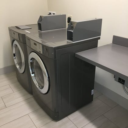 Laundry Room | Holiday Inn Express and Suites Nebraska City