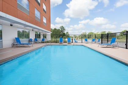 Pool | Holiday Inn Express & Suites Bryan