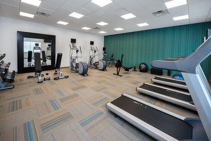 Fitness Facility | Holiday Inn Express & Suites Bryan