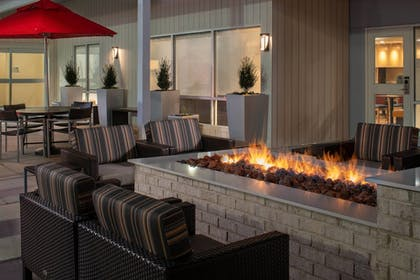 Terrace/Patio   TownePlace Suites by Marriott Clarksville
