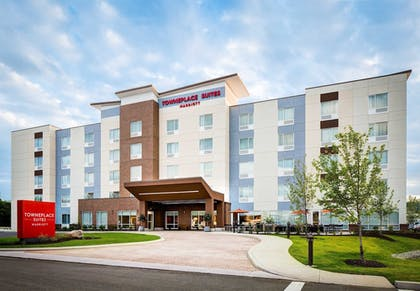 Exterior   TownePlace Suites by Marriott Clarksville