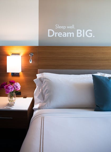 Guestroom | EVEN Hotel Seattle - South Lake Union