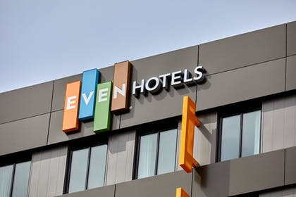 Exterior detail | EVEN Hotel Seattle - South Lake Union
