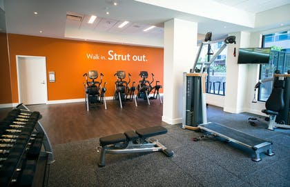 Fitness Facility | EVEN Hotel Seattle - South Lake Union