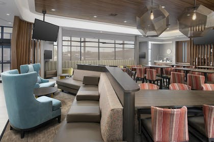 Restaurant | SpringHill Suites by Marriott Albuquerque North/Journal Center