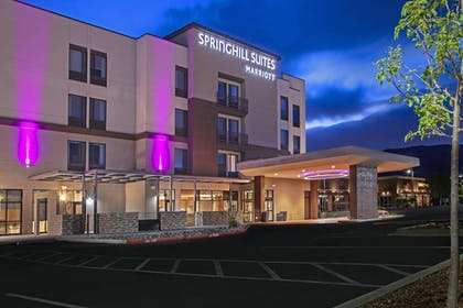 Exterior | SpringHill Suites by Marriott Albuquerque North/Journal Center
