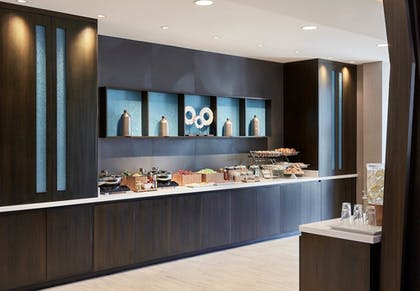 Breakfast Area | SpringHill Suites by Marriott Albuquerque North/Journal Center