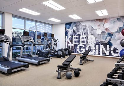 Fitness Facility | SpringHill Suites by Marriott Albuquerque North/Journal Center