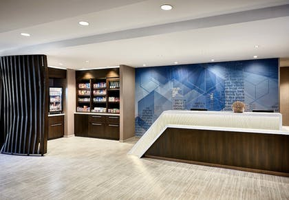 Lobby | SpringHill Suites by Marriott Albuquerque North/Journal Center