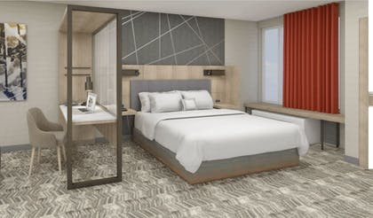 Guestroom | SpringHill Suites by Marriott Albuquerque North/Journal Center