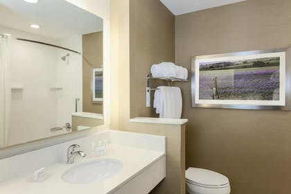 Guestroom | Fairfield Inn & Suites by Marriott Decatur at Decatur Conference Cente