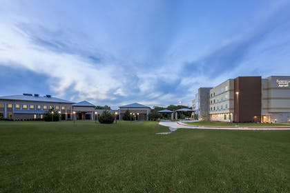 Property Grounds | Fairfield Inn & Suites by Marriott Decatur at Decatur Conference Cente