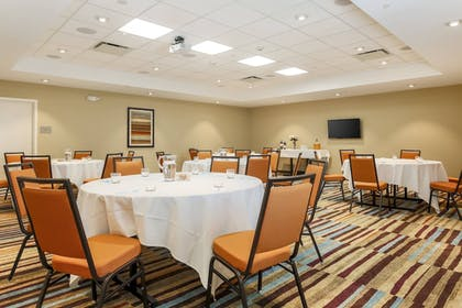 Meeting Facility | Fairfield Inn & Suites by Marriott Decatur at Decatur Conference Cente