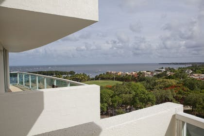 Balcony View | MIA Luxe Properties at Mutiny Park Condominium-Hotel