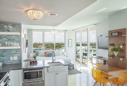 In-Room Dining | MIA Luxe Properties at Mutiny Park Condominium-Hotel