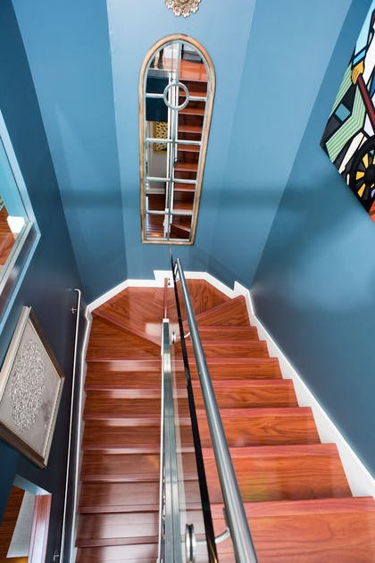 Staircase | MIA Luxe Properties at Mutiny Park Condominium-Hotel