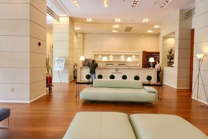 Lobby Sitting Area | MIA Luxe Properties at Mutiny Park Condominium-Hotel