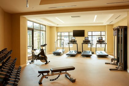 Gym | Vista Collina Resort