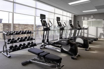 Sports Facility | SpringHill Suites by Marriott Denver Tech Center