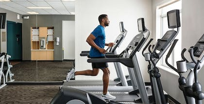 Fitness Facility   Fairfield Inn&Suite by Marriott Fresno Yosemite Intl Airport