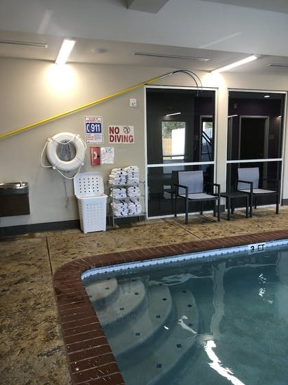Indoor Pool | Wingate by Wyndham Corpus Christi