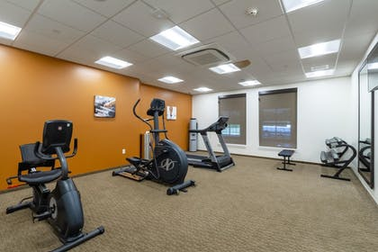 Fitness Facility | Comfort Inn & Suites – Harrisburg Airport – Hershey South