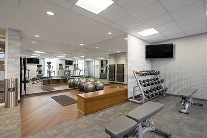 Sports Facility | Fairfield Inn & Suites by Marriott Duluth Waterfront