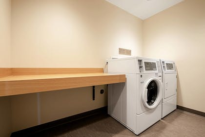 Laundry Room | Fairfield Inn & Suites by Marriott Duluth Waterfront