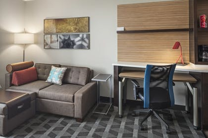 Living Area | TownePlace Suites by Marriott Louisville Northeast