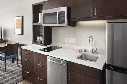 In-Room Kitchen | TownePlace Suites by Marriott Louisville Northeast