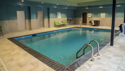 Indoor Pool | Holiday Inn Express & Suites Nashville North - Springfield