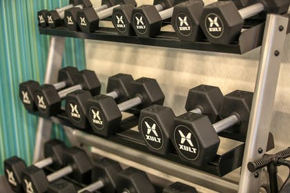 Fitness Facility | Holiday Inn Express & Suites Nashville North - Springfield