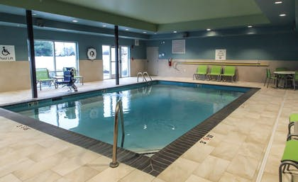 Pool | Holiday Inn Express & Suites Nashville North - Springfield