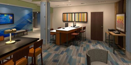 Business Center | Holiday Inn Express & Suites Nashville North - Springfield