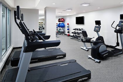 Sports Facility | TownePlace Suites by Marriott New York Manhattan/