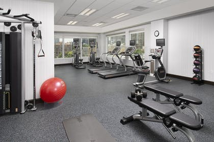 Fitness Studio | SpringHill Suites by Marriott Atlanta Downtown