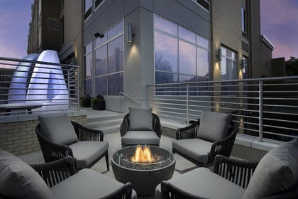 Terrace/Patio | SpringHill Suites by Marriott Atlanta Downtown