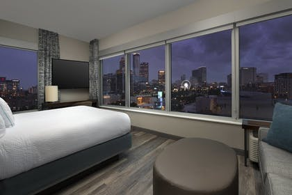 Guestroom View | SpringHill Suites by Marriott Atlanta Downtown