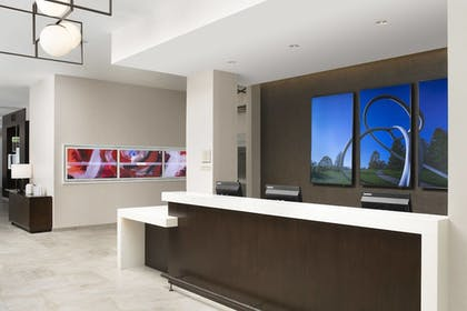 Lobby | SpringHill Suites by Marriott Atlanta Downtown