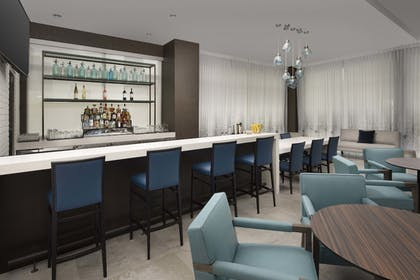 Restaurant | SpringHill Suites by Marriott Atlanta Downtown