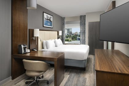 Guestroom | SpringHill Suites by Marriott Atlanta Downtown