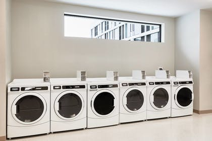 Laundry Room | Residence Inn by Marriott Dallas by the Galleria