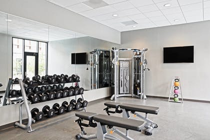 Sports Facility | Residence Inn by Marriott Dallas by the Galleria