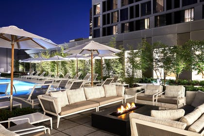 Property Grounds | Residence Inn by Marriott Dallas by the Galleria