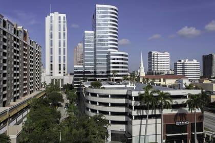Hotel Front | Fairfield Inn & Suites by Marriott Fort Lauderdale Downtown