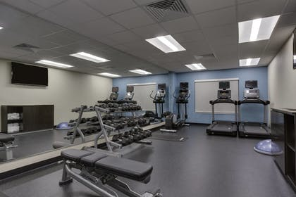 Sports Facility | Fairfield Inn & Suites by Marriott Fort Lauderdale Downtown