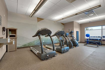 Fitness Facility | Best Western Plus Executive Residency Fillmore Inn