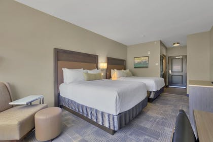Guestroom | Best Western Plus Executive Residency Fillmore Inn