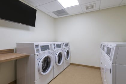 Laundry Room | TownePlace Suites by Marriott Hays