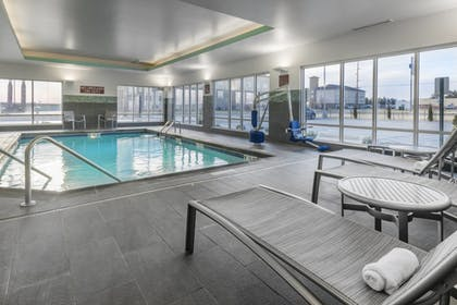 Sports Facility | TownePlace Suites by Marriott Hays